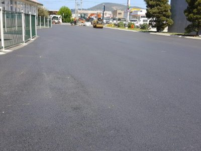 Industrial Estate Road Asphalting Gold Coast Brisbane