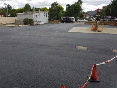 Pub Car Park asphalt recovering gold coast brisbane