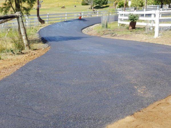 Road access asphalting gold coast Brisbane