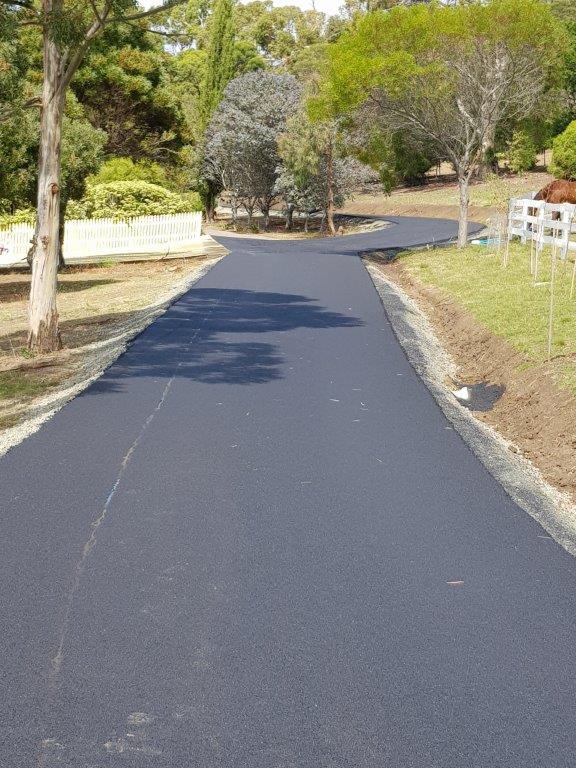 acreage asphalt driveway gold coast brisbane