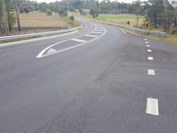 highway resurfacing contractor and line marking gold coast